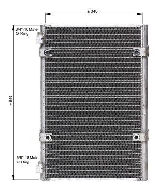 MASSEY FERGUSON 5000 Series