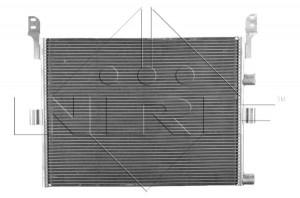 Kondenzátor/ Chladič klimatizace