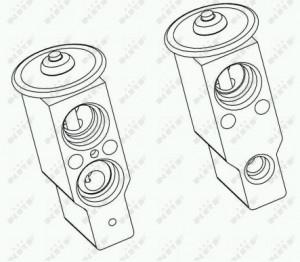 Expanzní ventil