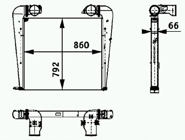MERCEDES TRUCKS TRAVEGO (O 580)