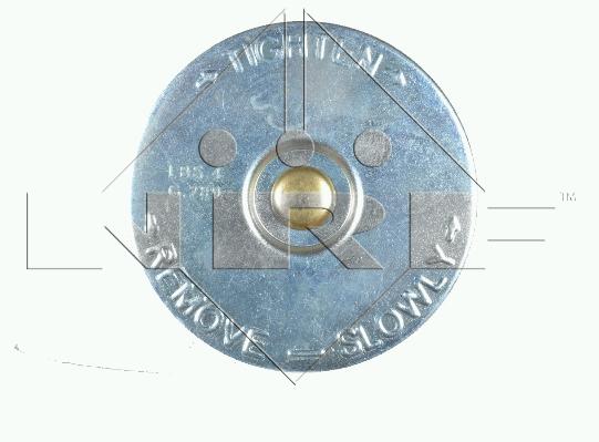 UNIVERSAL Víčko chladiče 0,3 bar 71mm